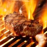 Argentinisches Steak auf dem Grill